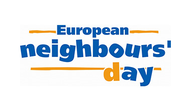 Logo: European neighbours' day