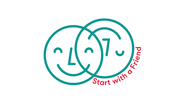 Logo: Start with a Friend