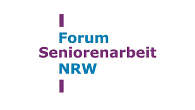 Logo: Forum Seniorenarbeit NRW